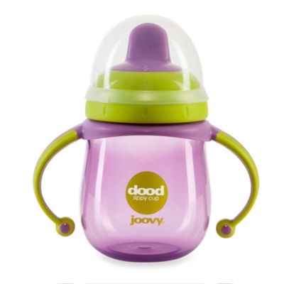 Joovy Dood Sippy Cup 7 oz. Training Cup in Purpleness
