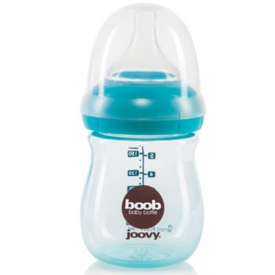 Joovy Boob 5-Ounce 2- Baby Bottle in Turquiose