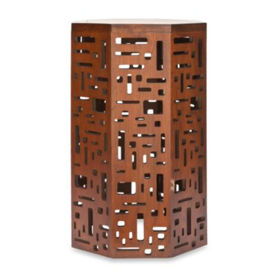 Safavieh Cody Octogon End Table
