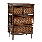 Safavieh Andrew 4-Drawer Storage Cabinet Unit