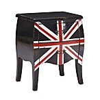 Zuo® Era Union Jack Small Cabinet