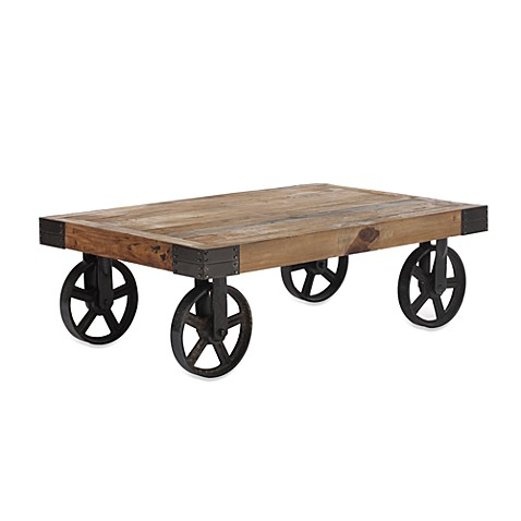 Zuo Modern Barbary Coast Cart Table