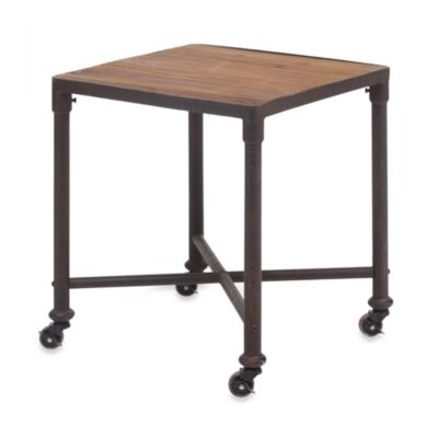 Zuo® Era Mission Side Table