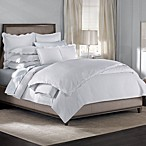 Barbara Barry® Peaceful Pique Fountain Duvet Cover in White