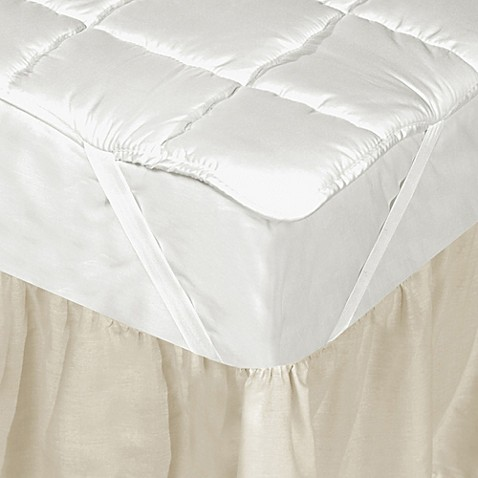 Buy Down Mattress Pads From Bed Bath Amp Beyond