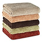 Portico Organic Slub Bath Towel in Colors