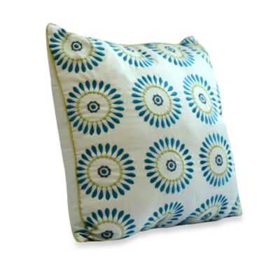 Nostalgia Home™ Leah Square Toss Pillow