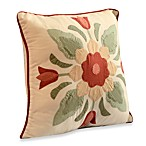 Nostalgia Home™ June Square Pillow in Multi