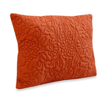 Nostalgia Home™ June Oblong Toss Pillow in Orange