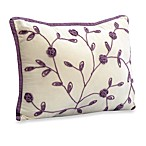 image of Nostalgia Home™ Viola Oblong Toss Pillow