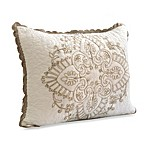 Nostalgia Home™ Nicola Standard Pillow Sham in Ivory