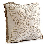 Nostalgia Home™ Nicola Square Toss Pillow in Ivory