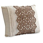 Nostalgia Home™ Nicola Oblong Toss Pillow in Ivory