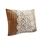 Nostalgia Home™ Nicola Oblong Toss Pillow in Taupe