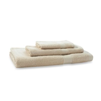 Bamboo Viscose Natural 3-Piece Towel Set