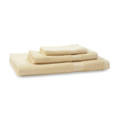 Bamboo Viscose Butterscotch 3-Piece Towel Set
