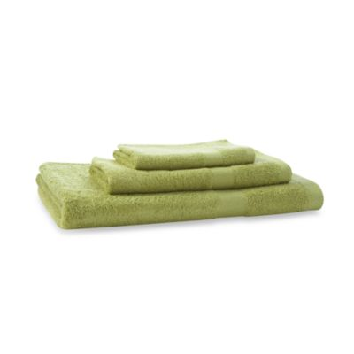 Bamboo Viscose Kiwi 3-Piece Towel Set