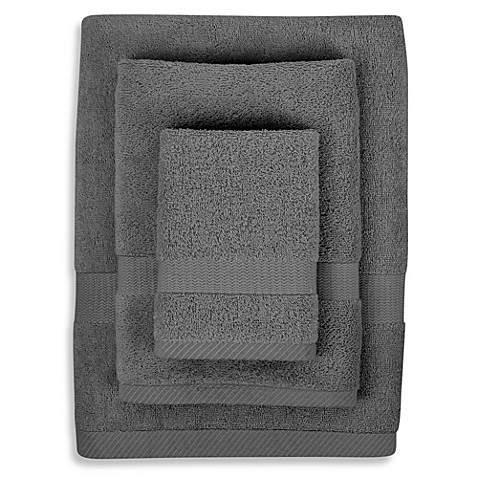 Slate 3-Piece Towel Collection