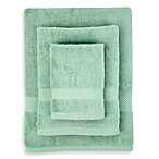 Organic Cotton Dreamy Blue 3-Piece Towel Set