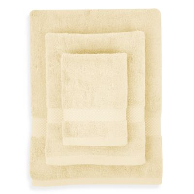 Organic Cotton Ecru 3-Piece Towel Set