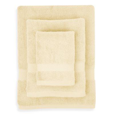 Organic Cotton Ecru 3-Piece Towel Set