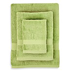 Organic Cotton Pure Light Green 3-Piece Towel Set