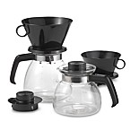 Melitta® Pour-Over Coffee Makers with Glass Carafe