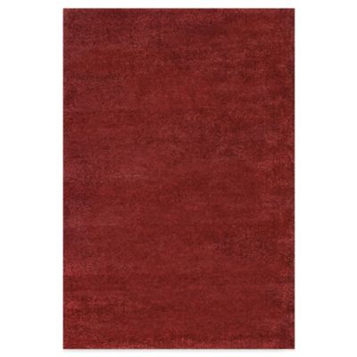 Orian Rugs Duncan 5-Foot 3-Inch x 7-Foot 6-Inch Rug - Rouge