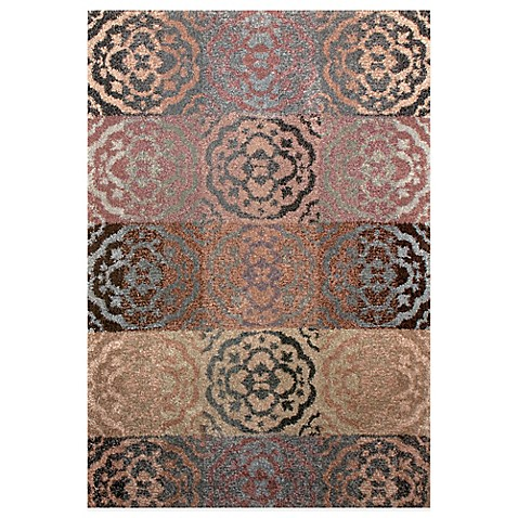 Orian Rugs Coraline 5-Foot 3-Inch x 7-Foot 6-Inch Rug