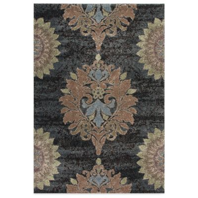 Orian Rugs Jacqueline 5-Foot 3-Inch x 7-Foot 6-Inch Rug