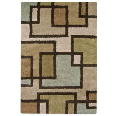 Orian Rugs Huffing 5-Foot 3-Inch x 7-Foot 6-Inch Rug