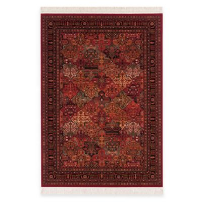 Couristan® Imperial Baktiari Red 7-Foot 10-Inch x 11-Foot 4-Inch Indoor Rug