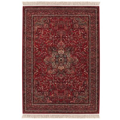 Red Indoor Rugs