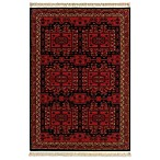 Couristan® Oushak Wool Rug in Brick Red