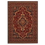 Couristan® Kerman Medallion Indoor Rug