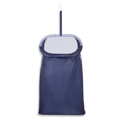 Dazz Over the Door Hamper in Navy