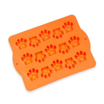 Buy Silicone Dog Bone Shaped Baking Pan From Bed Bath Amp Beyond