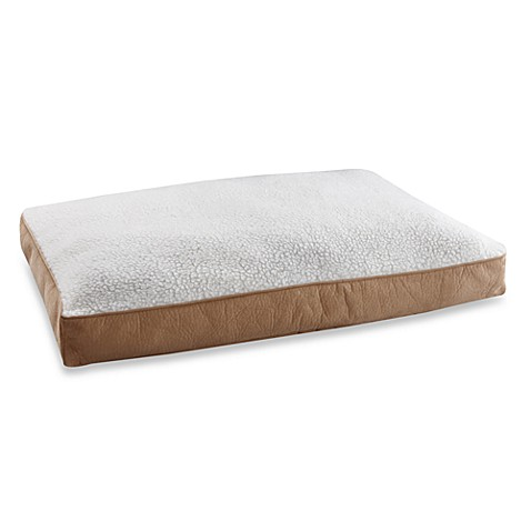 Animal Planet™ Large Sherpa Memory Foam Pet Bed