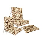 Bedazzle Chestnut Cushion Collection