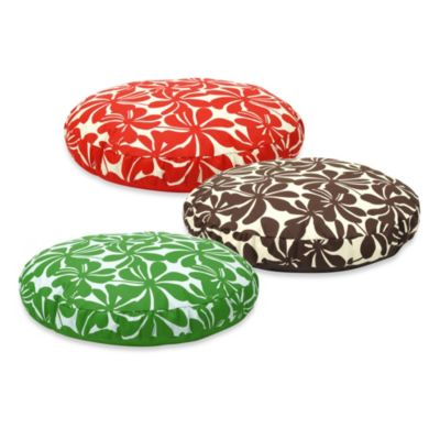 Best Friends by Sheri SunStyle Circular Dog Beds in Twirly Colors