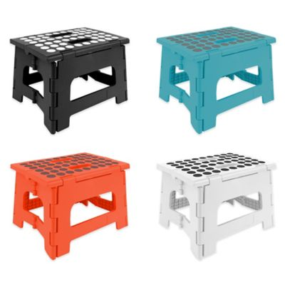Folding Plastic Step Stools