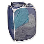 SmartWorks™ 2-in-1 Pop-Up Flip™ Hamper in Medieval Blue