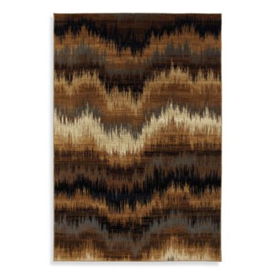 Mohawk Home Aquinas Rug in Coco Leaf