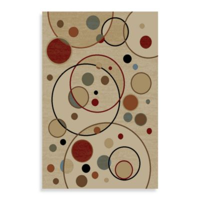 Concord Global Balloons Indoor Rug