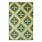 Mohawk Home Becker Turquoise Indoor Rugs