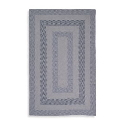 Kaleen Bimini Indoor/Outdoor Rug in Blue