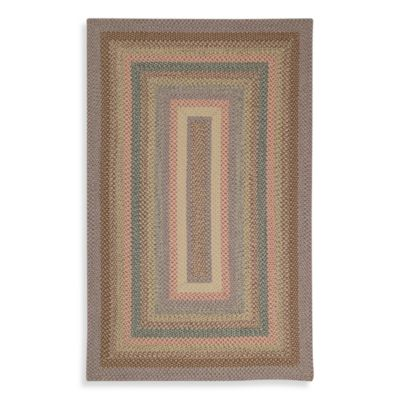 Kaleen Bimini 8-Foot x 11-Foot Indoor/Outdoor Rug in DeColores