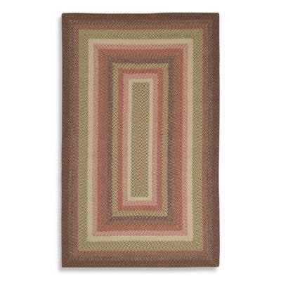 Kaleen Bimini 5-Foot x 8-Foot Indoor/Outdoor Rug in Sage