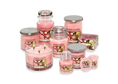 Yankee Candle® Fresh Cut Roses Votive Candle