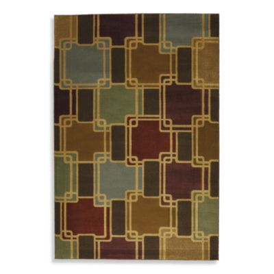 Mohawk Home Conventional Indoor Rug in Dark Butter